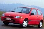 Toyota Starlet - E85