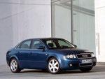 Audi A4 II - Kit E85