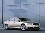 Audi A8 II - Kit E85