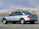 Audi A4 I - Kit E85