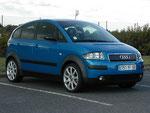 Audi A2 - Kit E85