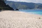 国直のビーチ