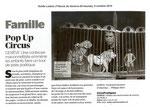 Guide Loisirs Tribune de Genève, 9 oct 2010