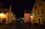 Schloßplatz in Ottweiler (Saarland), 06. Dezember 2015