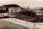 Gerolstein (heute Mossweg, Blick zur Burg) - Fredy Lange