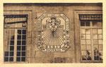 Cadrant solaire (1913) : réstauré en 1923
