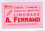 """Limonade Ferrand """"à donner aux enfants"""""""