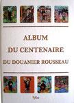 Buch zur Ausstellung z. 100. Todestag von Henri Rousseau in Dänemark 2010/2011