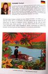 Eintrag im Buch zur Ausstellung z.100 Todestag v. Henri Rousseau in Dänemark 2010/2011