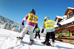 Skikurs in Lackenhof
