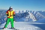Skifahren am Ötscher
