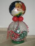 Geschenkballon Weihnachten