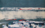 contrastes  (80x 50 cm) . Art contemporain , marqueterie . 1100€