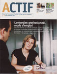 apec actif n°22 - juillet 2005