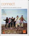 Orange Connect - magazine interne groupe n°3 octobre 2007 <a href=http://cargnelli.jimdo.com/index-des-entreprises/orange-france-telecom/connect> cliquer ICI pour lire/voir les articles </a>
