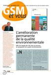 GSM & Vous - magazine clientèle n°33 - décembre 2007 <a href=http://cargnelli.jimdo.com/index-des-entreprises/ciments-calcia-gsm-italcementi-group/gsm-et-vous> cliquer ICI pour lire/voir les articles </a>