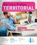 CNFPT | SERVICE PUBLIC TERRITORIAL N° 24 (octobre 2016)