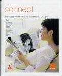 Orange Connect - magazine interne groupe n°1 mars 2007 <a href=http://cargnelli.jimdo.com/index-des-entreprises/orange-france-telecom/connect> cliquer ICI pour lire/voir les articles </a>