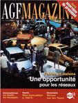 AGF magazine n° 10 (septembre 2000)