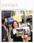 Orange Connect - magazine interne groupe n°2 juin 2007 <a href=http://cargnelli.jimdo.com/index-des-entreprises/orange-france-telecom/connect> cliquer ICI pour lire/voir les articles </a>