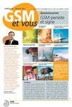 GSM & Vous - magazine clientèle n°32 - juillet 2007 <a href=http://cargnelli.jimdo.com/index-des-entreprises/ciments-calcia-gsm-italcementi-group/gsm-et-vous> cliquer ICI pour lire/voir les articles </a>