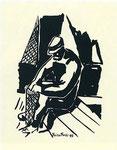 Pescatore costruttore di Nasse