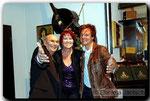 Peter Sebastian, Angela Novotny, Phil Stewman