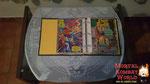 Aqui começa as minhas revistas do Street Fighter