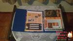 Aqui tenho as capas dos filmes em VHS do Mortal Kombat