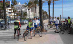 Rassemblement au bord de la plage