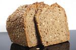 3-Saatbrot (50% Roggen-, 50 % Weizenvollkornmehl)