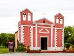 Eine schmucke kleine Kapelle...
