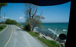"Fahrt auf ""Prince Edward County"" entlang dem Ontariosee"