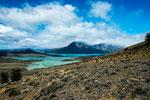 ...der wunderschöne Lago Belgrano...