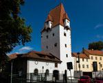 ...der Rabensteiner Turm...