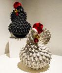 ....moderne Porzellan Stücke....