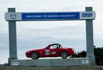 The Laguna Seca Raceway near Monterey