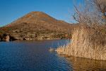 Der Patagonia Lake.....