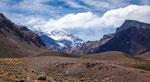 ...der höchste Berg Nord- und Südamerikas liegt in Argentinien...