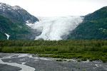Der Exit Gletscher