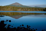 Elk Lake and Mt. Bachelor