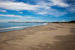 ...auch auf Chiloe gibt es schöne Sandstrände...