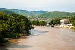 ....der Rio Magdalena - größter Fluss Kolumbiens....