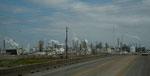 """Solche Raffinerien gibt es in Texas an """"jeder Ecke""""..."""