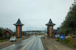 Ankunft in Ushua - von Kanada brauchten wir 5 Jahre...