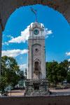 ...der Uhrturm ist neu...