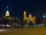 San Antonio bei Nacht