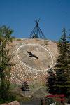 Yellowknife war früher mal bedeutender Indianer Treffpunkt