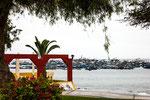 Das Hafenstädtchen Ilo