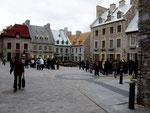 Place Royale in der Unterstadt